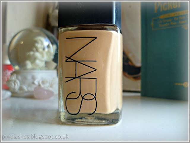 Review~ NARS Sheer Glow Foundation ~ Revisited