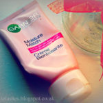 Review: Garnier Moisture match for dry/very dry skin