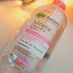 Review- Garnier Micellar cleansing water