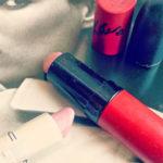 Rimmel Kate Moss 101-MAC 'Snob' dupe