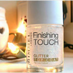 Rock your colour with Rimmel finishing touch glitter top coat!