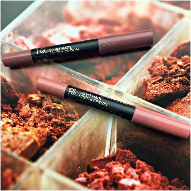 Primark Velvet Matte Lipstick Crayon VS NARS Velvet Matte Lip Pencil 2