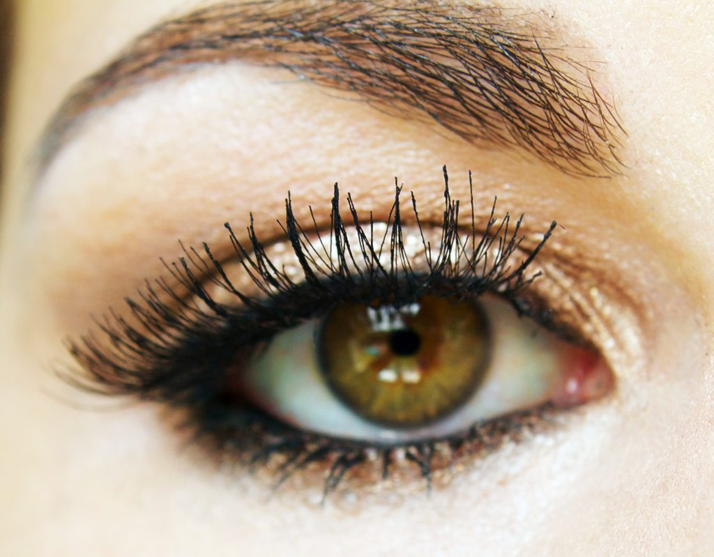 Tom Ford Naked Bronze Eye Makeup Look Using Drugstore Products